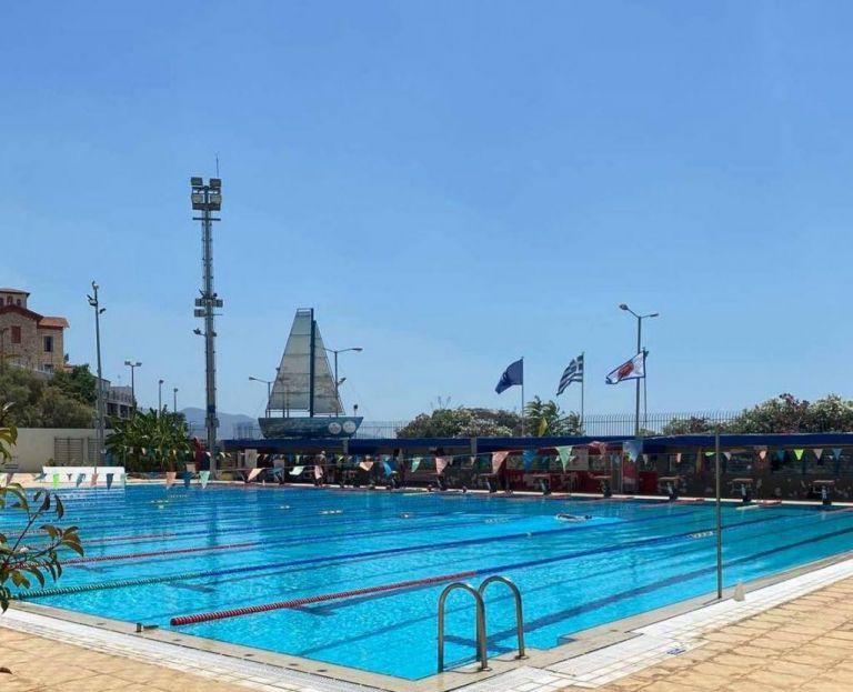 Πειραιάς: Παραδόθηκε το Δημοτικό κολυμβητήριο στα Βοτσαλάκια   tanea.gr