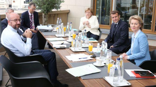 Σύνοδος Κορυφής: Νέος γύρος διαβουλεύσεων - Έξαλλος ο Μακρόν | tanea.gr