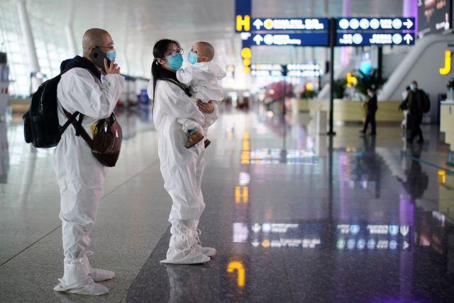 Κίνα: Μόνο με αρνητικό τεστ η είσοδος των ταξιδιωτών | tanea.gr