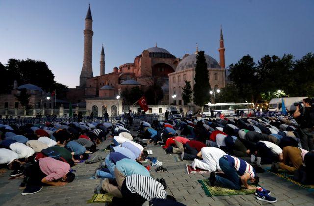 Αγία Σοφία: Ανοίγουν τις πύλες να προσευχηθούν οι μουσουλμάνοι στις 24 Ιουλίου | tanea.gr