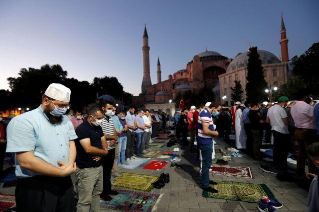 Αναστασιάδης: Η μετατροπή της Αγίας Σοφίας σε τζαμί είναι ακόμη μία πρόκληση   tanea.gr