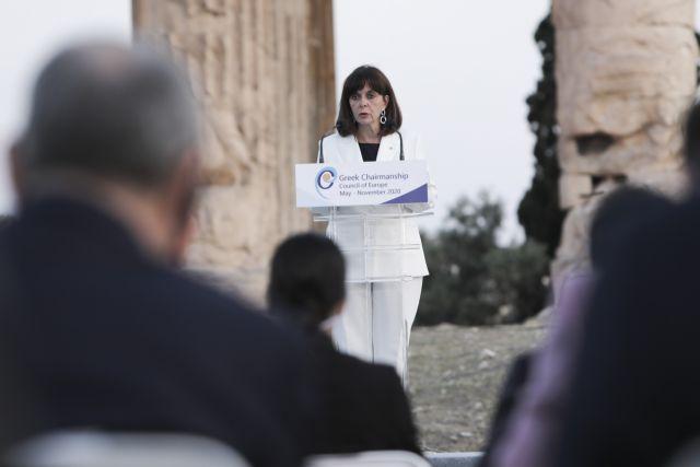 Σακελλαροπούλου: «Ξεχωριστή ευκαιρία για την Ελλάδα η Προεδρία του Συμβουλίου της Ευρώπης»   tanea.gr