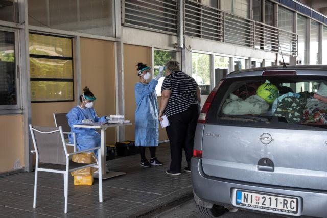 Δερμιτζάκης : Περισσότερα από το αναμενόμενο τα εισαγόμενα κρούσματα | tanea.gr