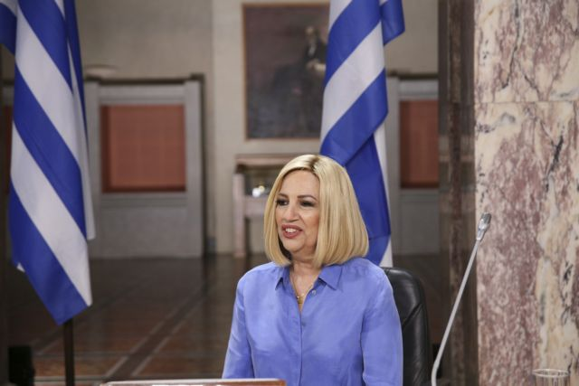 Περιοδεία Γεννηματά σε Ανατολική Μακεδονία και Θράκη | tanea.gr
