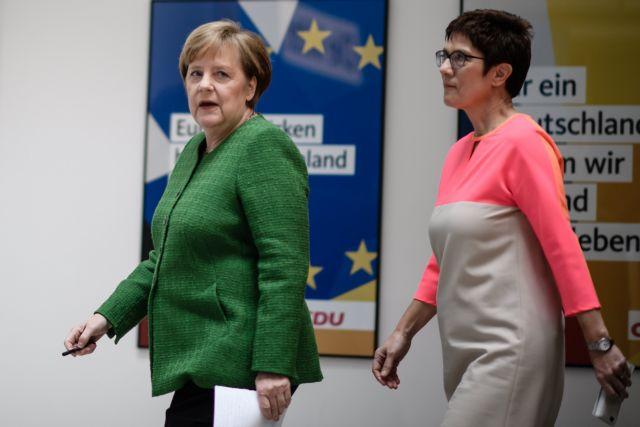 Γερμανικό υπ. Αμυνας: Πετύχαμε αποκλιμάκωση γιατί χαίρουμε της εμπιστοσύνης | tanea.gr