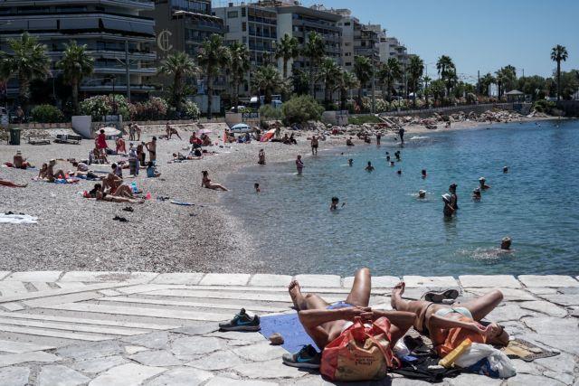 Σε τροχιά καύσωνα η Ελλάδα – Πού θα χτυπήσουν τα 40αρια | tanea.gr