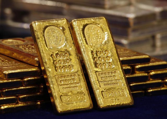 FAZ: Οι Γερμανοί αγόρασαν 83,5 τόνους χρυσού κατά το πρώτο εξάμηνο   tanea.gr