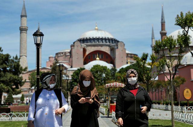 Τουρκία: Μείωση κρουσμάτων – Κάτω από 1.000 σε ένα 24ωρο | tanea.gr