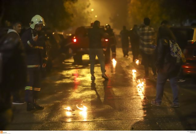 Εξάρχεια: Επεισόδια τα ξημερώματα μεταξύ αντιεξουσιαστών – αστυνομικών | tanea.gr