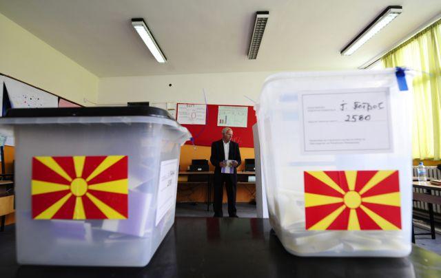 Βόρεια Μακεδονία: Κρίσιμες βουλευτικές εκλογές διεξάγονται την Τετάρτη   tanea.gr