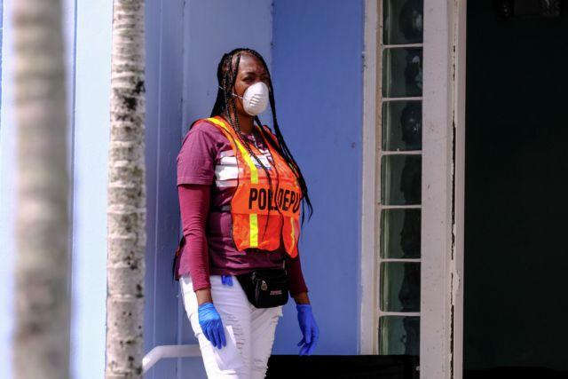 ΗΠΑ: Πάνω από 12.000 νέα κρούσματα στη Φλόριντα   tanea.gr