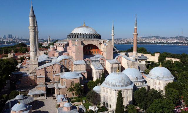 «Βόμβα» τουρκικού ΣτΕ: Ανοίγει ο δρόμος να γίνει τζαμί η Αγία Σοφία | tanea.gr