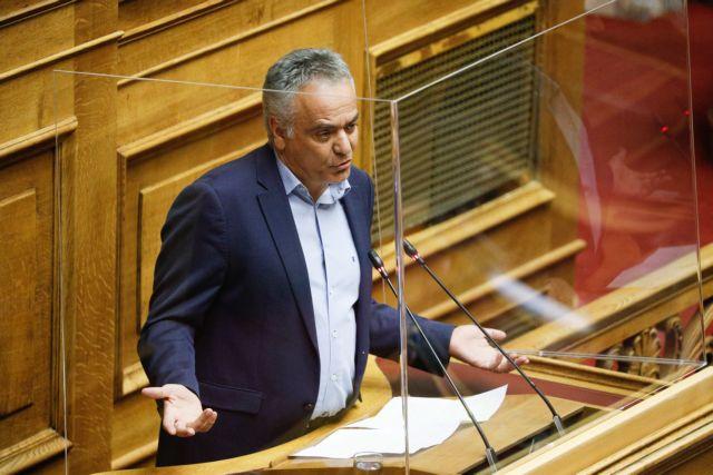 Σκουρλέτης: Οχι στις ιδιωτικοποιήσεις των Δικτύων της χώρας   tanea.gr