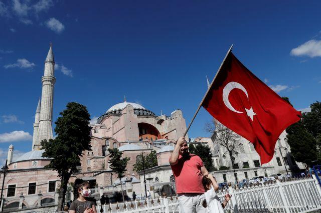 Αγία Σοφία: Το σκεπτικό της απόφασης για μετατροπή της σε τζαμί   tanea.gr