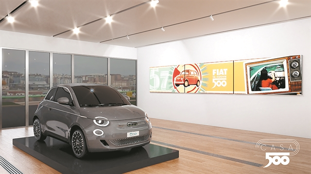 Μουσείο για το Fiat 500 α λα... ψηφιακά | tanea.gr