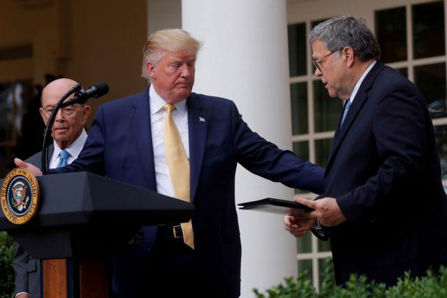 Κοροναϊός: Ο πρόεδρος των ΗΠΑ επιμένει ότι ο ιός θα