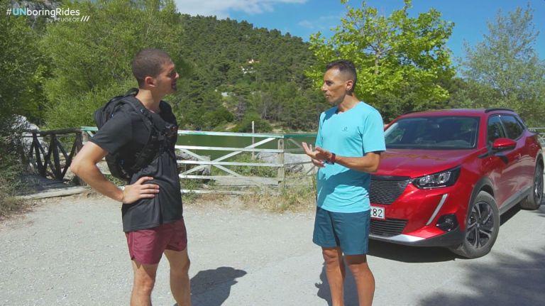 """UNboring rides"" με το Σπύρο Μαργαρίτη και το νέο SUV Peugeot 2008   tanea.gr"