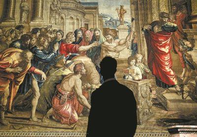 Από χέρια γιατρών πέθανε στη Ρώμη ο ζωγράφος Ραφαήλ | tanea.gr