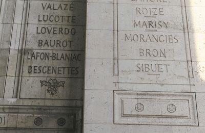 Παρίσι: Ο Ελληνας του Ναπολέοντα στην Αψίδα του Θριάμβου | tanea.gr