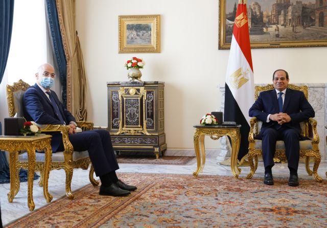 Αποκάλυψη έλληνα πρέσβη στο Κάιρο: Είμαστε πολύ κοντά στην υπογραφή ΑΟΖ Ελλάδας – Αιγύπτου   tanea.gr