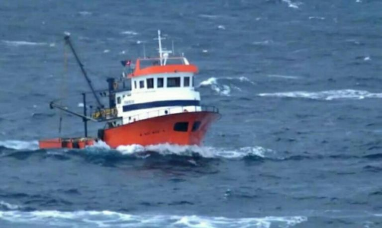 Συναγερμός στο Πολεμικό Ναυτικό: Τουρκικά αλιευτικά κατευθύνονται προς το Λιβυκό πέλαγος   tanea.gr