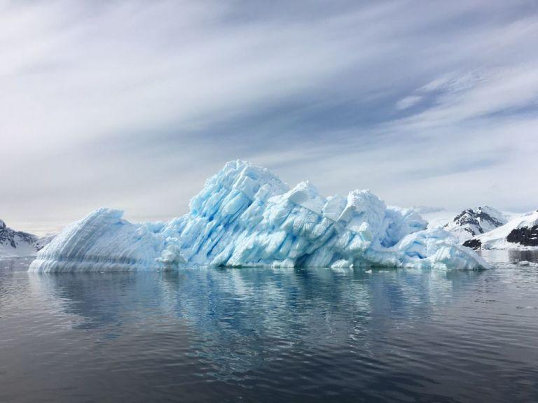 Ανταρκτική: Εντοπίστηκε η πρώτη ενεργή διαρροή μεθανίου - Τι συνεπάγεται για το μέλλον | tanea.gr
