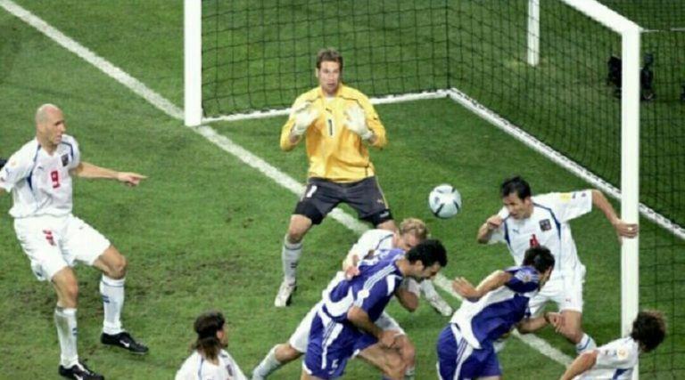EURO 2004: Όταν ο Κολοσσός έστελνε την Ελλάδα στον τελικό | tanea.gr