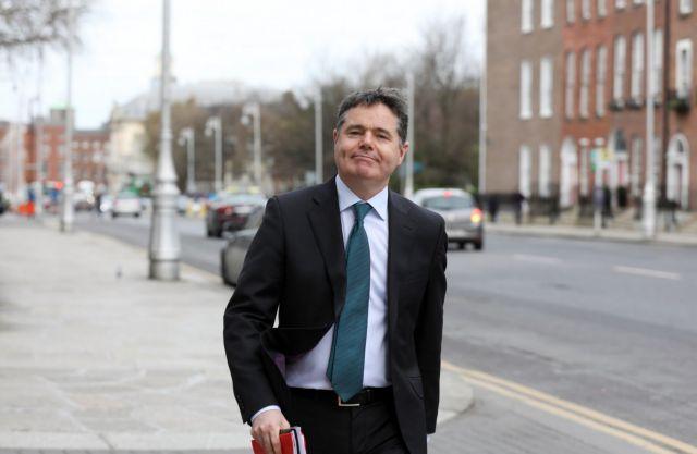 O ιρλανδός ΥΠΟΙΚ εξελέγη νέος Πρόεδρος του Eurogroup   tanea.gr