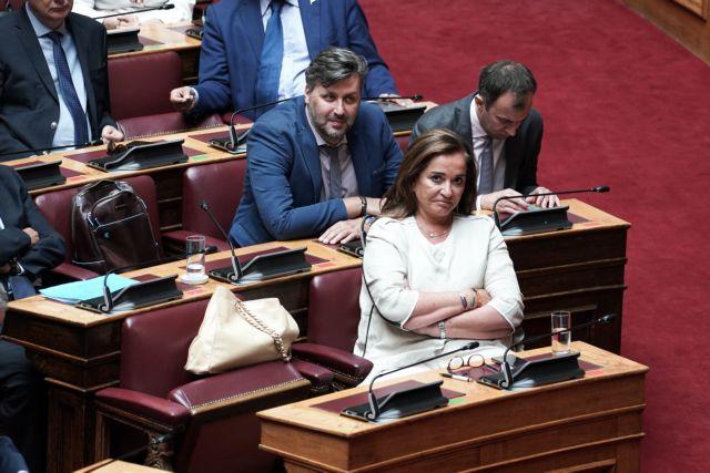 Ποιο νέο ρόλο ανέλαβε στη Βουλή η Ντόρα Μπακογιάννη   tanea.gr