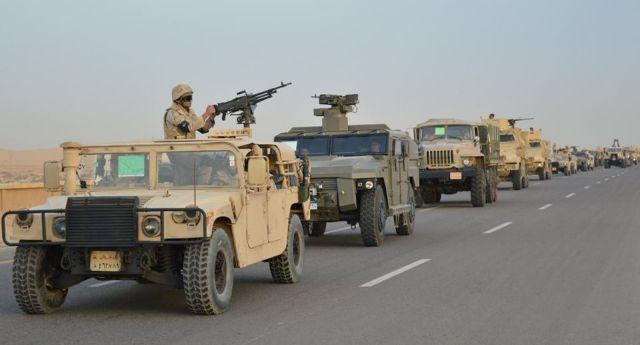 Αίγυπτος : Πρόλαβαν την τελευταία στιγμή τρομοκρατική επίθεση στο Σινά - 18 τζιχαντιστές νεκροί | tanea.gr