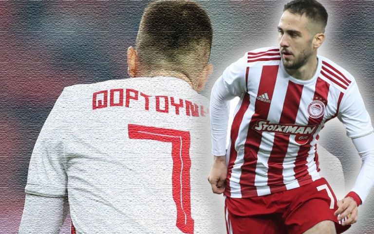 Κώστας Φορτούνης: Ο κορυφαίος εν ενεργεία σκόρερ της Super League | tanea.gr