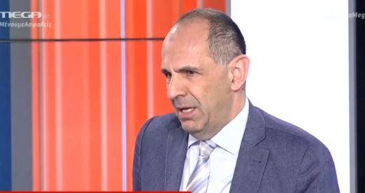 Γεραπετρίτης στο MEGA: Διάχυτος ο πολιτικός νεοπλουτισμός του ΣΥΡΙΖΑ | tanea.gr