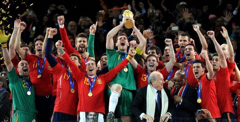 Μουντιάλ 2010: Δέκα χρόνια από την ημέρα που η Ισπανία ανέβηκε στον θρόνο   tanea.gr
