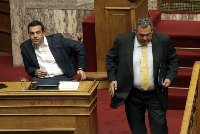 ΣΥΡΙΖΑ – ΑΝΕΛ: Μια ανίερη συμμαχία που βόλεψε και τον Τσίπρα και τον Καμμένο | tanea.gr