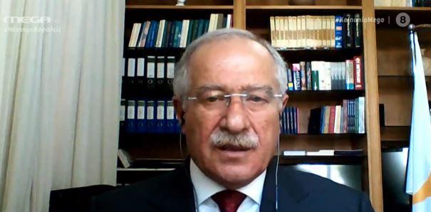 Κούσιος στο MEGA: Σε συνεχή επαφή με την Αθήνα η Κύπρος για την τουρκική προκλητικότητα | tanea.gr