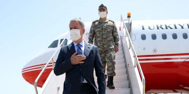Εκτάκτως στη Λιβύη ο Τούρκος υπουργός Άμυνας Χουλουσί Ακάρ, ενώ ο Σαλέχ βρίσκεται στη Μόσχα | tanea.gr