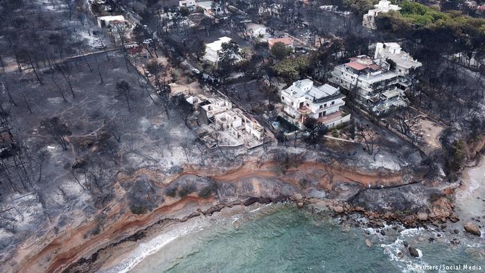 Τραγωδία στο Μάτι: Τι κατάθεσαν Γεροβασίλη, Σκουρλέτης και Τόσκας | tanea.gr