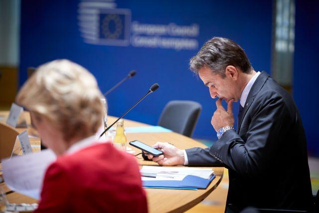 Μητσοτάκης: Δεν έχει υπάρξει επαρκής πρόοδος για να φτάσουμε σε συμφωνία   tanea.gr