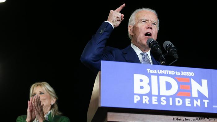 Μπάιντεν: Οι ΗΠΑ θα επανενταχθούν στον ΠΟΥ αν εκλεγώ πρόεδρος | tanea.gr