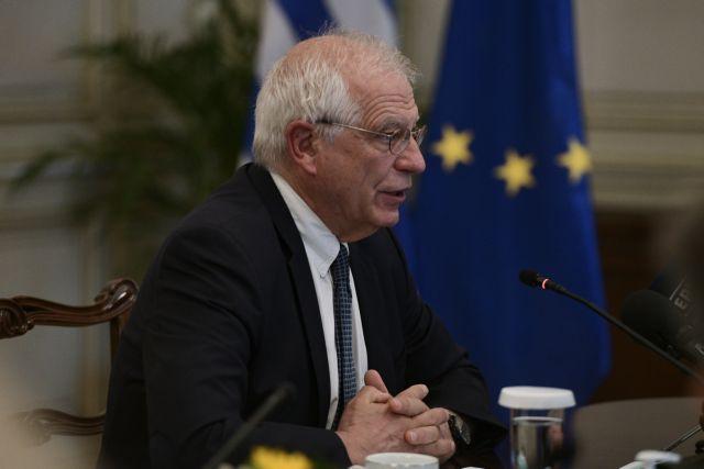 Μπορέλ στο Συμβούλιο των ΥΠΕΞ: Οι σχέσεις μας με την Τουρκία δεν είναι ιδιαίτερα καλές | tanea.gr
