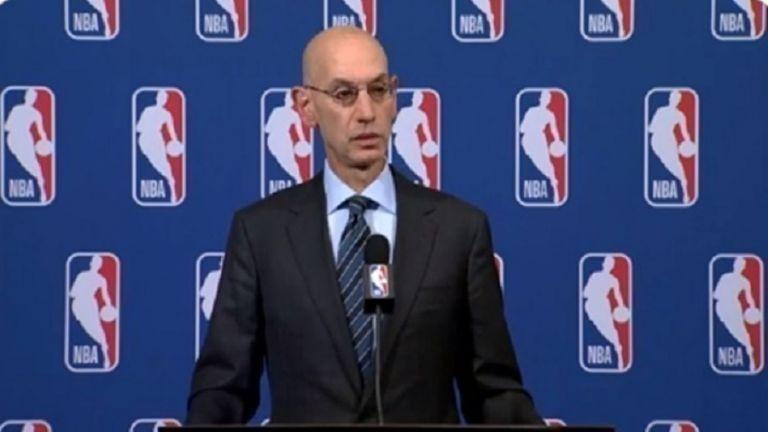 Κομισάριος NBA: Σημαντική έξαρση του κοροναϊού θα μπορούσε να οδηγήσει σε νέα διακοπή   tanea.gr