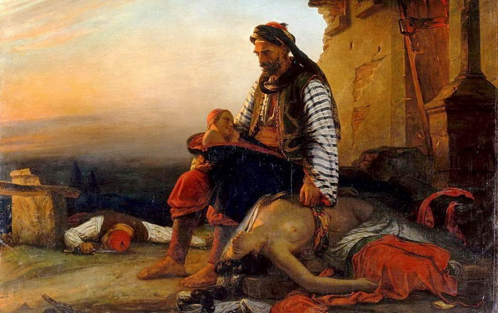 Πώς οι Τούρκοι έσφαξαν χιλιάδες Ελληνες στη Σαμοθράκη | tanea.gr