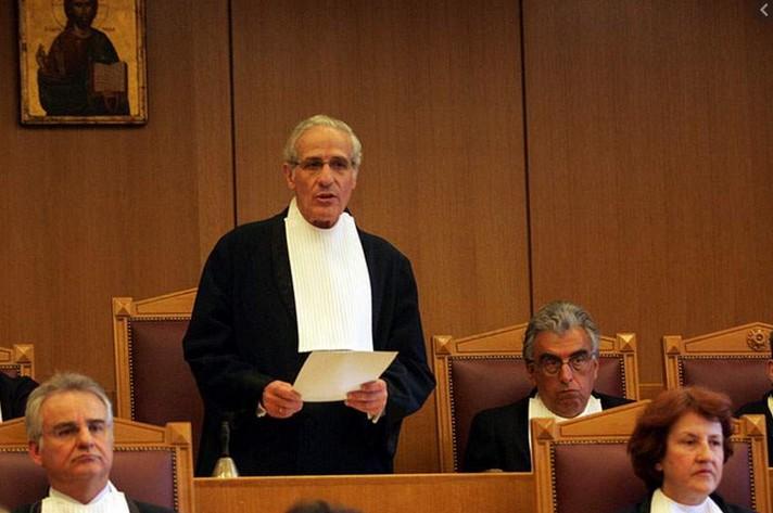 Απεβίωσε ο πρώην πρόεδρος του ΣτΕ Γιώργος Παναγιωτόπουλος | tanea.gr
