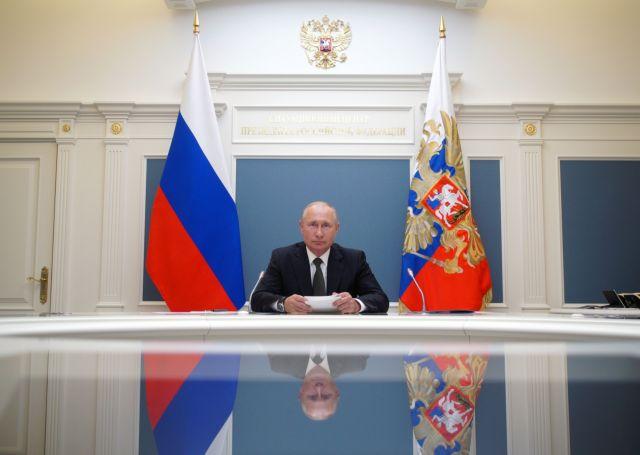 Ρωσία: Δικαίωμα στον Πούτιν να διεκδικήσει την προεδρία μέχρι το 2036   tanea.gr