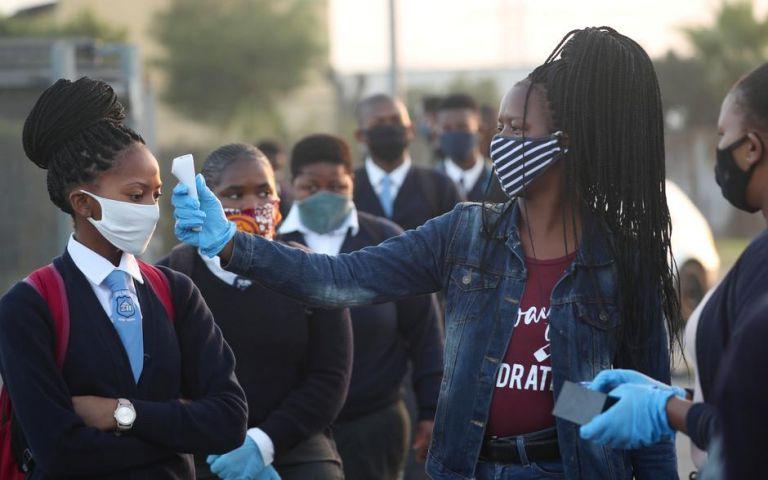 Νότια Αφρική: Στα 129 τα θύματα του κοροναϊού σε μια μέρα – Νέο ρεκόρ κρουσμάτων | tanea.gr