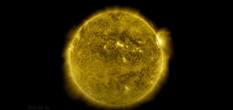 Εντυπωσιακό βίντεο της NASA με 10 χρόνια ηλιακής δραστηριότητας σε μία ώρα | tanea.gr