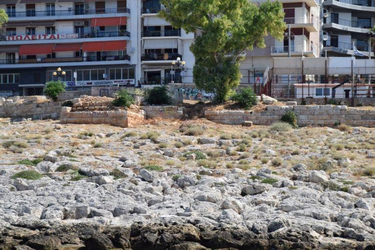 Προστασία και ανάδειξη του Θεμιστόκλειου Τείχους στον Πειραιά | tanea.gr