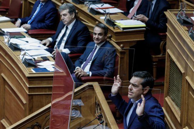 Κόντρα Γεραπετρίτη και Τσίπρα για τις συναθροίσεις και τους τιμητές της Αριστεράς | tanea.gr