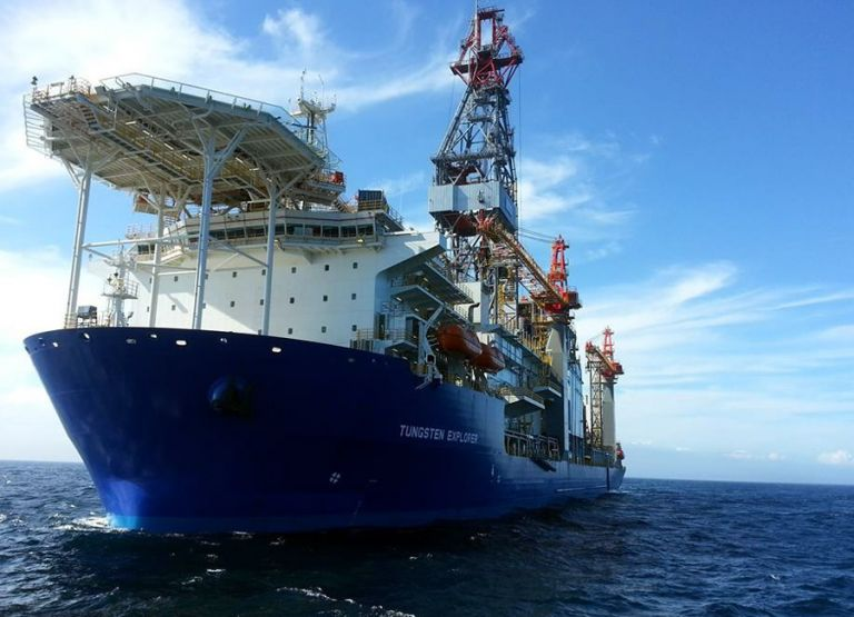 Στην Κύπρο το πλωτό γεωτρύπανο Tungsten Explorer - Αισιοδοξία για έναρξη γεωτρήσεων στην κυπριακή ΑΟΖ | tanea.gr