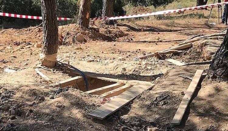 Εψαχναν τον «χαμένο θησαυρό», βρήκαν τραγικό θάνατο | tanea.gr